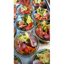 Légumes crus et cuits,...