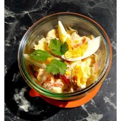 La salade piémontaise au...
