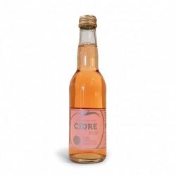 Cidre rosé du Pays d'Othe...