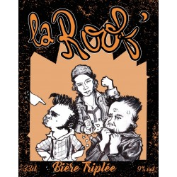 La roof triplée 9° (33cl)