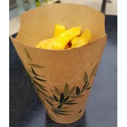 portion de frite maison